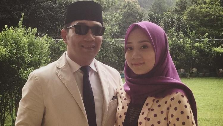Mendapat kritik soal PPDB putrinya, Ridwan Kamil lantas angkat bicara. Apa kata suami Atalia ini?