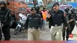 VIDEO: Bom Meledak di Pasar Pakistan, 16 Orang Tewas