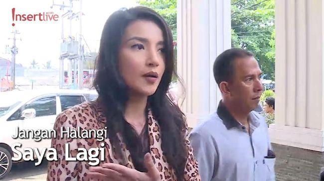 Tsania Marwa Akan Lapor Hakim Jika Atalarik Kembali Berulah