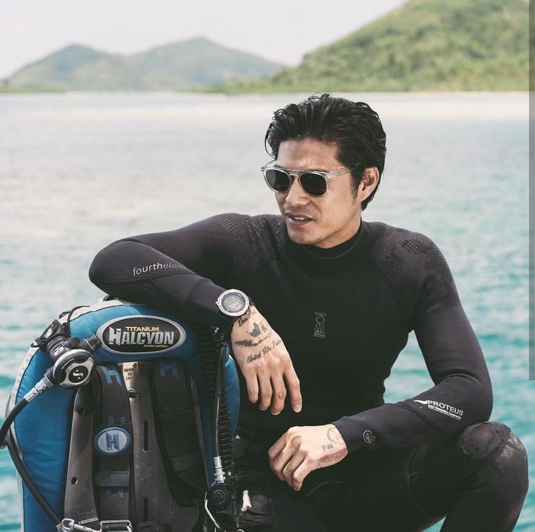 Host MTMA juga akan menyelami keindahan alam bawah laut Anambas yang memesona.