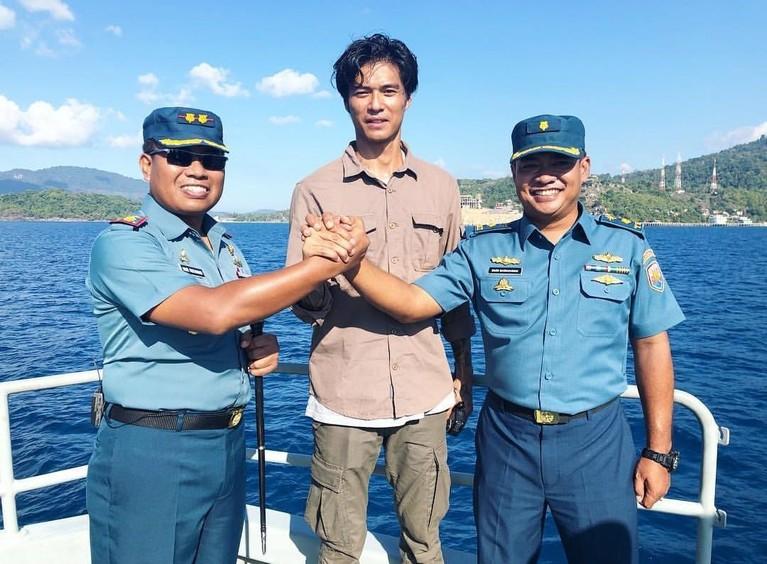 Episode MTMA kali ini akan mengunjungi Kepulauan Anambas dan ikutmengikuti kegiatan pemeriksaan kapal yang dilakukan oleh Tim Angkatan Laut Tarempa.