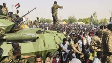 Pemerintah Sudan Klaim Gagalkan Upaya Kudeta