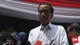 Jokowi Tanggapi Hoaks: Sabar Boleh tapi Ada Batasnya