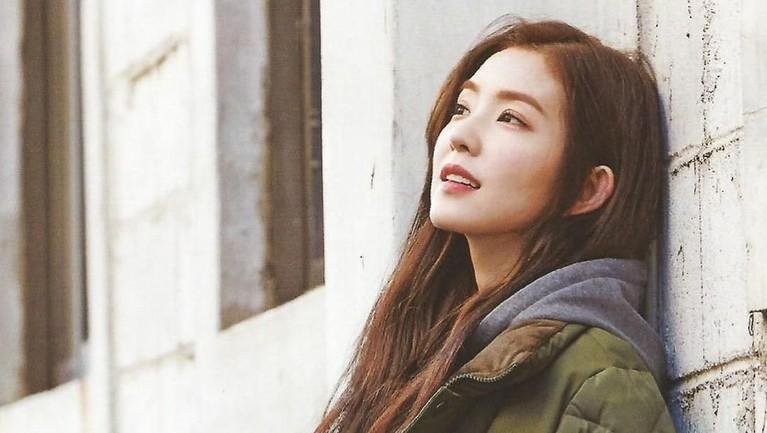 Arti nama Irene sebagai nama panggung karena nama tersebut mengandung arti sebagai dewi perdamaian. Nama Irene berasal dari dewi mitologi Yunani.