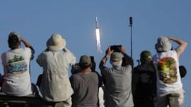 Militer AS dan SpaceX Bakal Kirim Kargo Kilat Pakai Roket