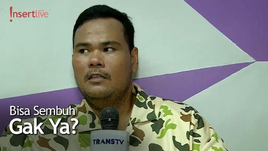Perjuangan Fahmi Bo Melawan Stroke