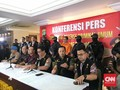 Ketua PSSI Joko Driyono Resmi Jadi Tahanan Kejari Jaksel
