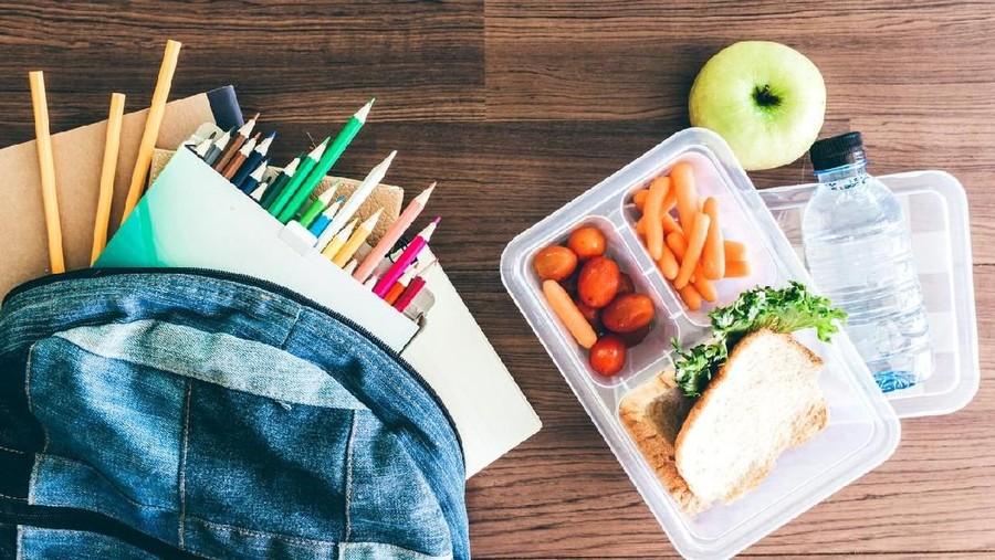 5 Ide Bekal Anak Sekolah yang Simpel dan Menyehatkan