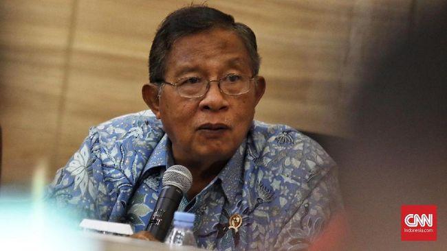 Menko Darmin optimistis pertumbuhan ekonomi Indonesia tahun ini tetap terjaga meski dibayangi ketidakpastian global akibat perang dagang antara AS-China.