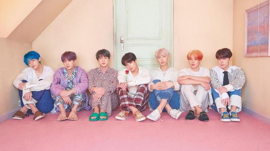Keren, BTS Sabet 2 Penghargaan di American Music Award 2019