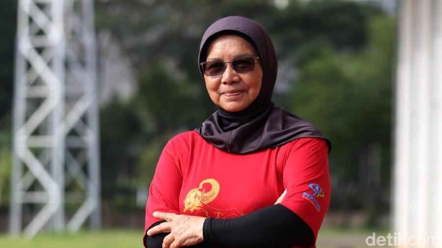 Mengenal Eni Nuraini, Wanita Inspiratif Pelatih Lalu M Zohri