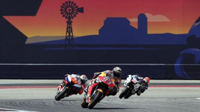MotoGP 2020 berpeluang kembali mengalami perubahan jadwal setelah MotoGP AS dalam ancaman dan kondisi wabah virus corona di Italia.