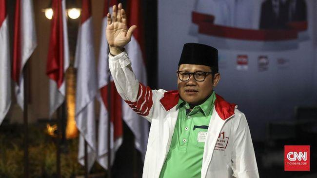 Ketua Umum PKB Muhaimin Iskandar (Cak Imin) berharap kedua kandidat Pilpres 2019, Joko Widodo dan prabowo Subianto, saling bertemu.