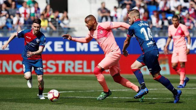 Messi Disimpan Barcelona Imbang Lawan Tim Papan Bawah