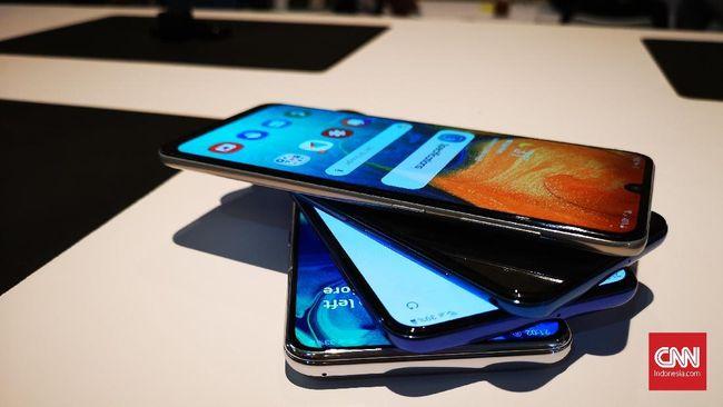 Berikut lima ponsel rekomendasi yang ada di rentang harga Rp3 jutaan.