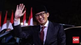 Karpet Merah Perindo dan PPP untuk Sandiaga Uno