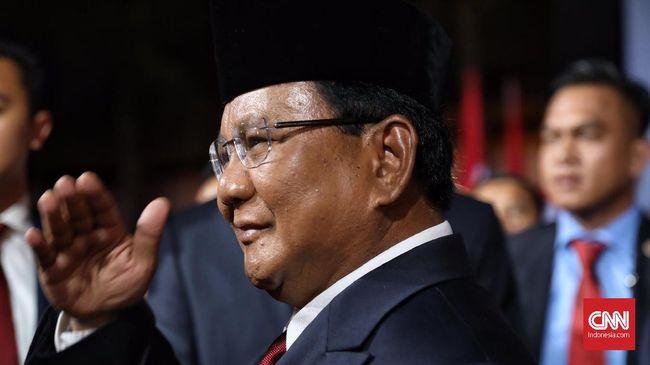 Terbaru, lembaga survei Akurat Poll yang menyatakan Prabowo Subianto sebagai tokoh dengan elektabilitas tertinggi.