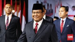 Prabowo Resmi Jabat Ketua Umum Gerindra Lagi Hingga 2025