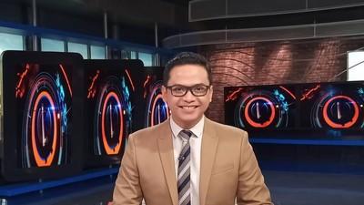 Dukungan Orang Tua Bagi Karier Moderator Debat Tomy Ristanto