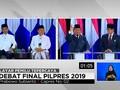 VIDEO: Strategi Bangun Industri Jokowi Dipertanyakan Prabowo