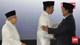 Jokowi-Prabowo Takut Blunder, Masalah Ekonomi Tak Terkupas