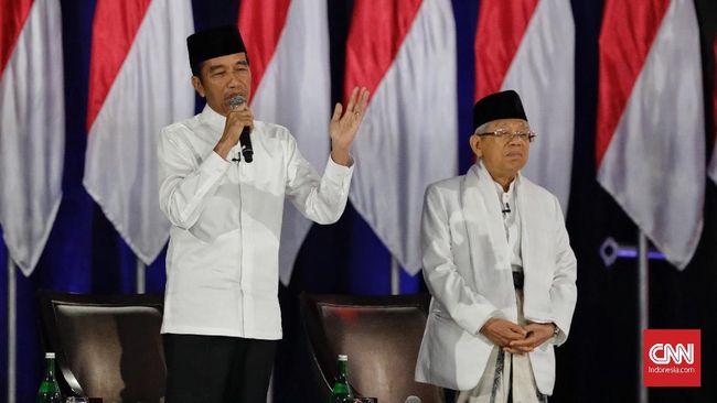 Capres Petahana Jokowi menyiapkan super holding BUMN. Super holding ini akan memudahkan BUMN untuk mendapatkan pendanaan dan berkembang.