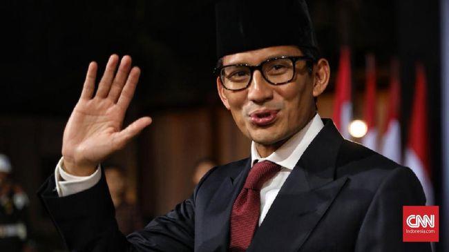 Sandiaga Uno menyebut pertemuan Jokowi dan Prabowo tak harus digelar setelah penetapan pemenang Pilpres 22 Mei mendatang. Pertemuan, katanya, bisa dipercepat.
