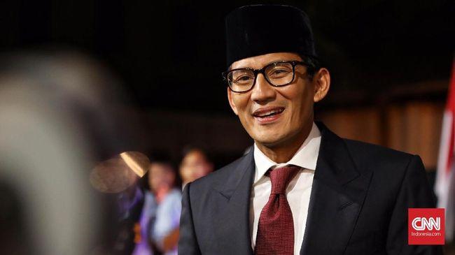 Sandi menyebut dalam pertemuan dengan Jusuf Kalla beberapa waktu lalu, Prabowo menyatakan komitmen menempuh jalur konstitusional dalam sengketa pemilu.
