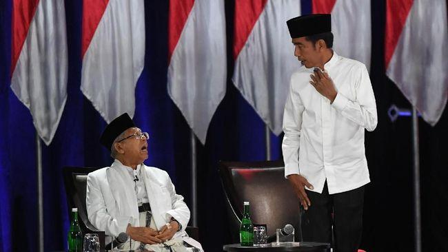 Sentimen agama dinilai ampuh untuk membendung pengaruh Jokowi di Jawa Barat. Selain itu mesin parpol pendukung Jokowi-Ma'ruf dinilai tak efektif bekerja.