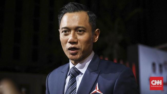 Tokoh Nasional Bantu Mantu Jokowi, AHY Sebut Tak Jamin Menang