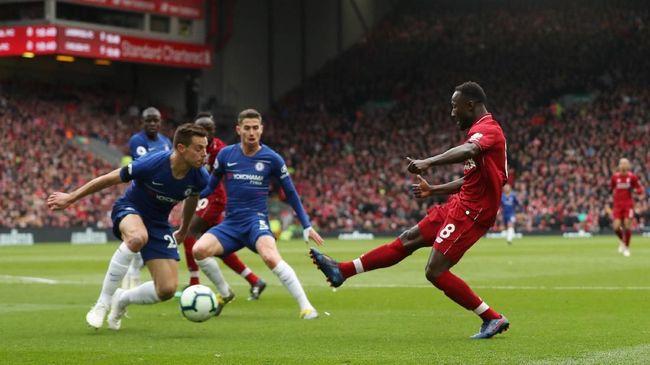 Liverpool bisa memenangi Piala Super Eropa 2019 dengan mengalahkan Chelsea dalam pertandingan di Vodafone Park, Rabu (14/8) waktu setempat.