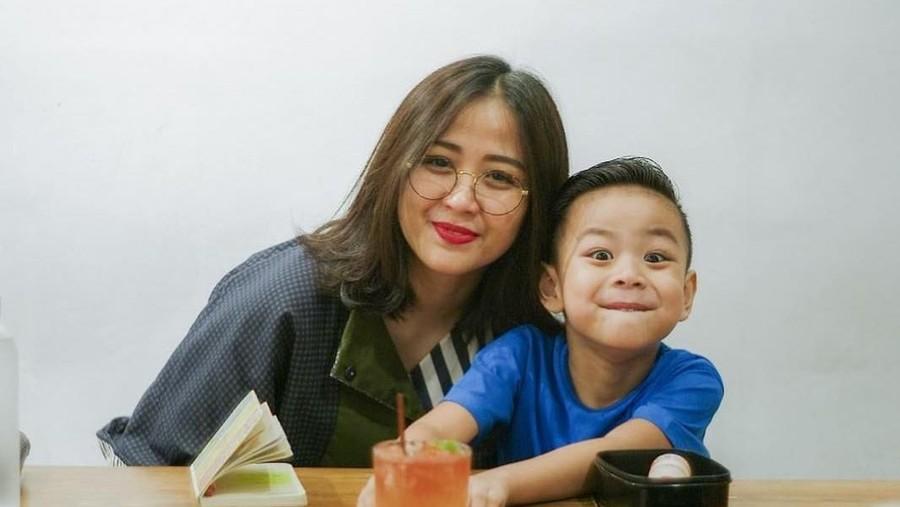 Upaya Astrid Dukung Potensi dan Bakat Anak