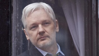 Psikiater Sebut Julian Assange Depresi Berat di Penjara