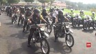 VIDEO: Apel Persiapan Pengamanan Pemilu di Jawa Timur