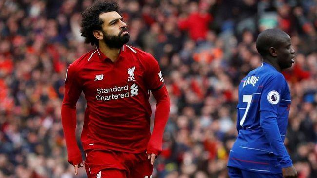 Liverpool dan Chelsea akan memperebutkan gelar jawara Benua Biru di Piala Super Eropa 2019. Berikut lima fakta menarik jelang duel Liverpool vs Chelsea.