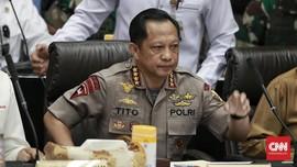 Anggota DPR Minta Kapolri Terbuka soal Jenderal Bintang 3