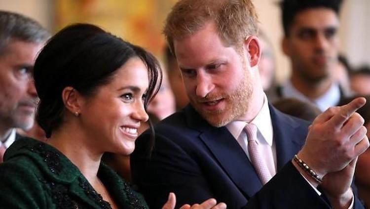 Sempat dirahasiakan, akhirnya terungkap di mana Meghan Markle melahirkan putra pertamanya, baby Archie.