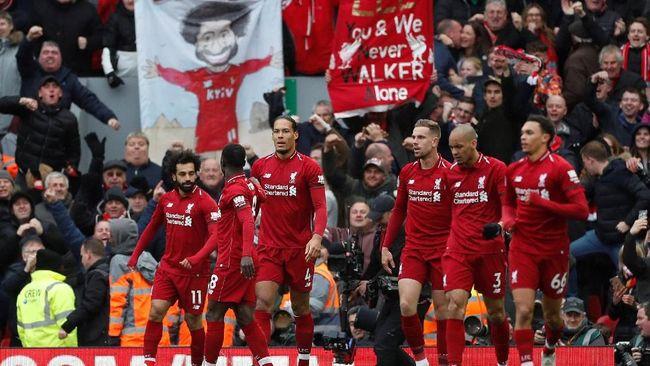 Liverpool memiliki rapor bagus setiap melakoni partai pamungkas Liga Inggris sejak terakhir kali menelan kekalahan musim 1988/1989.