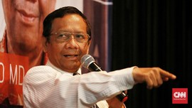 Respons Mahfud MD Diajak Wiranto Masuk Tim Hukum Nasional