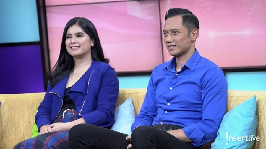 Kisah Cinta SBY-Ani Jadi Inspirasi AHY & Annisa Pohan