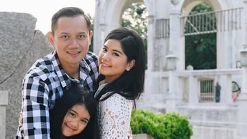Curhat Annisa Pohan setia Dampingi Agus Yudhoyono dalam Berkarier