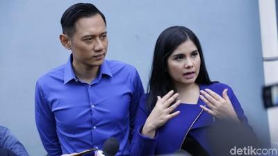 Cerita AHY dan Annisa Pohan tentang Kondisi Terkini Ani Yudhoyono