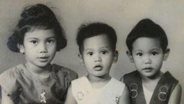 Mengenang Kembali Masa Kecil Prabowo Subianto