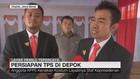 VIDEO: Unik! TPS di Depok Disulap Menjadi Istana Negara