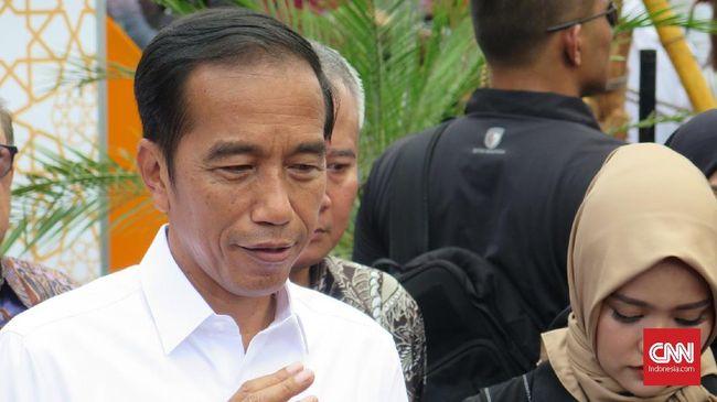 Jokowi menyatakan setiap daerah memiliki karakter berbeda terkait sistem zonasi PPDB 2019. Karena itu dia meminta Mendikbud melakukan evaluasi.