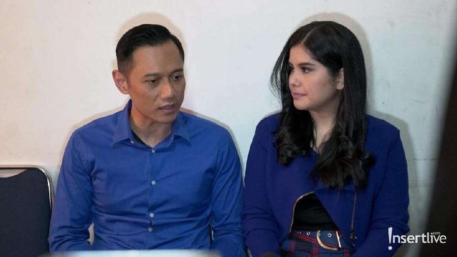 Annisa Pohan & AHY Ceritakan Ibu Ani Yudhoyono yang Tetap Mencoblos