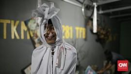 Pelaku Prank Pocong di Jagakarsa Anak di Bawah Umur