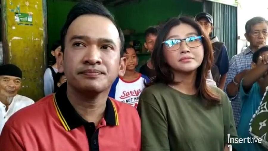 Ruben Onsu - Sarwendah Saling Rahasiakan Pilihan di Pilpres 2019