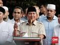 Prabowo Minta Pendukung Tak Terhasut Saat Kawal Penghitungan
