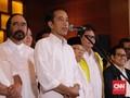 Jokowi Sebut Kabinet Lebih Banyak Diisi Wajah Baru